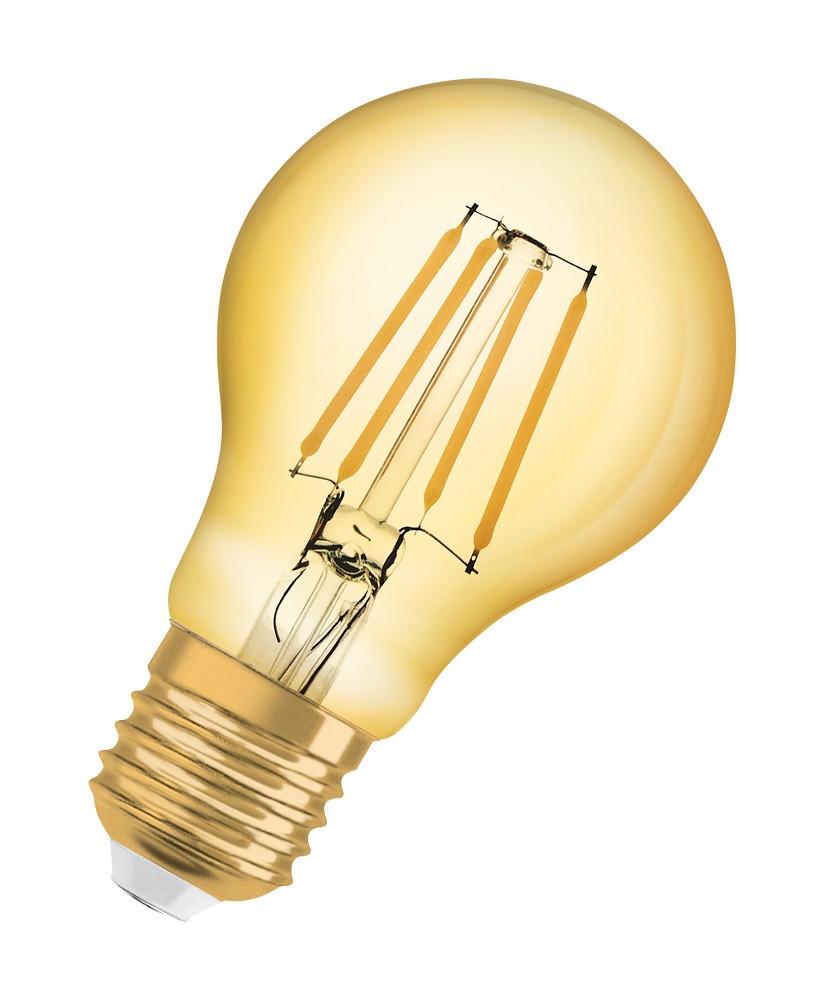 Osram Vintage 1906 LED CL A FIL GOLD 36 non-dim 4,5W/825 E27