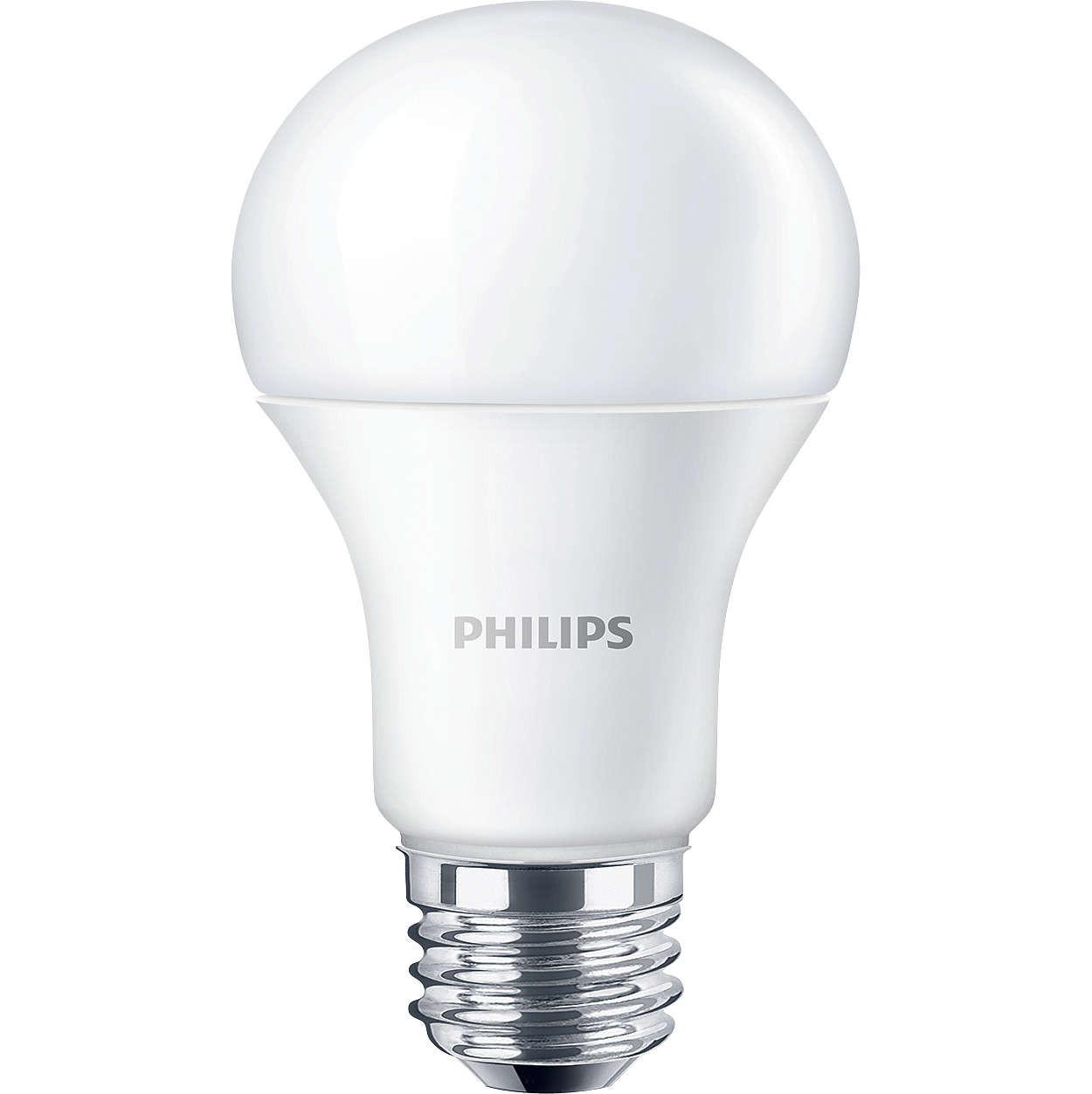 Philips CorePro LEDbulb 9-60W E27 865