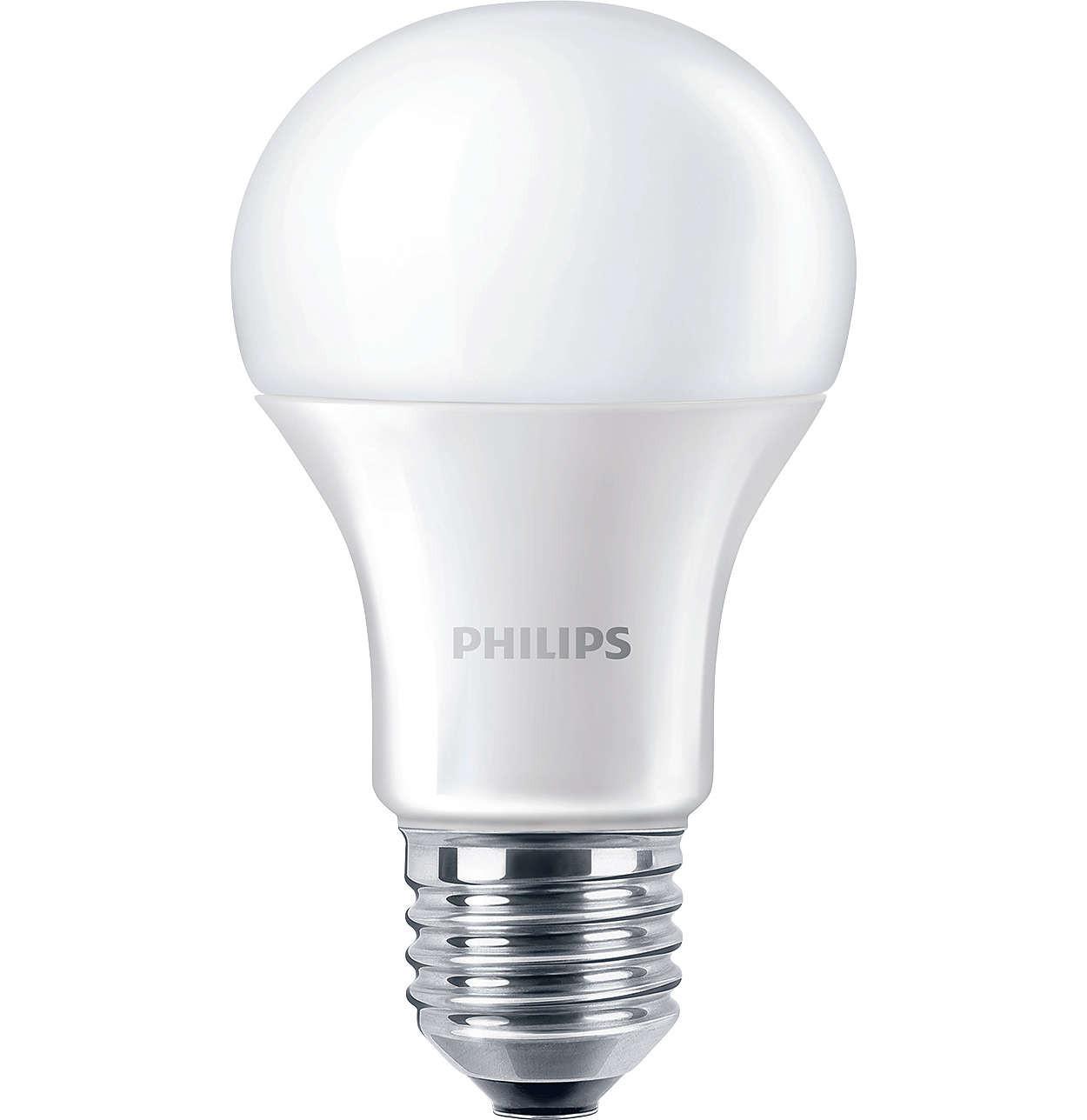 Philips CorePro LEDbulb 6-40W E27 827
