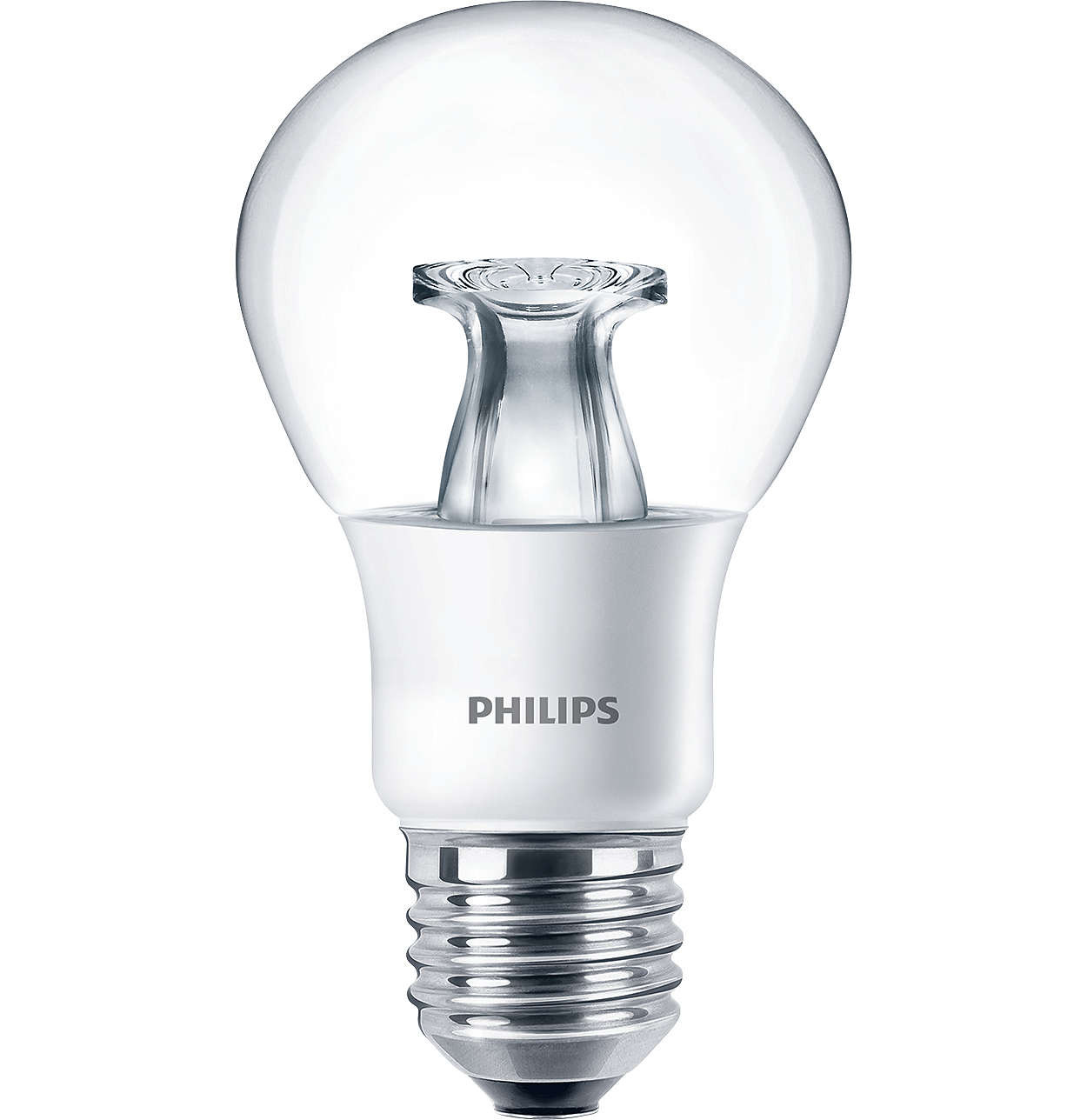 Philips CorePro LEDbulb ND 6.5-40W E27 A60 CL
