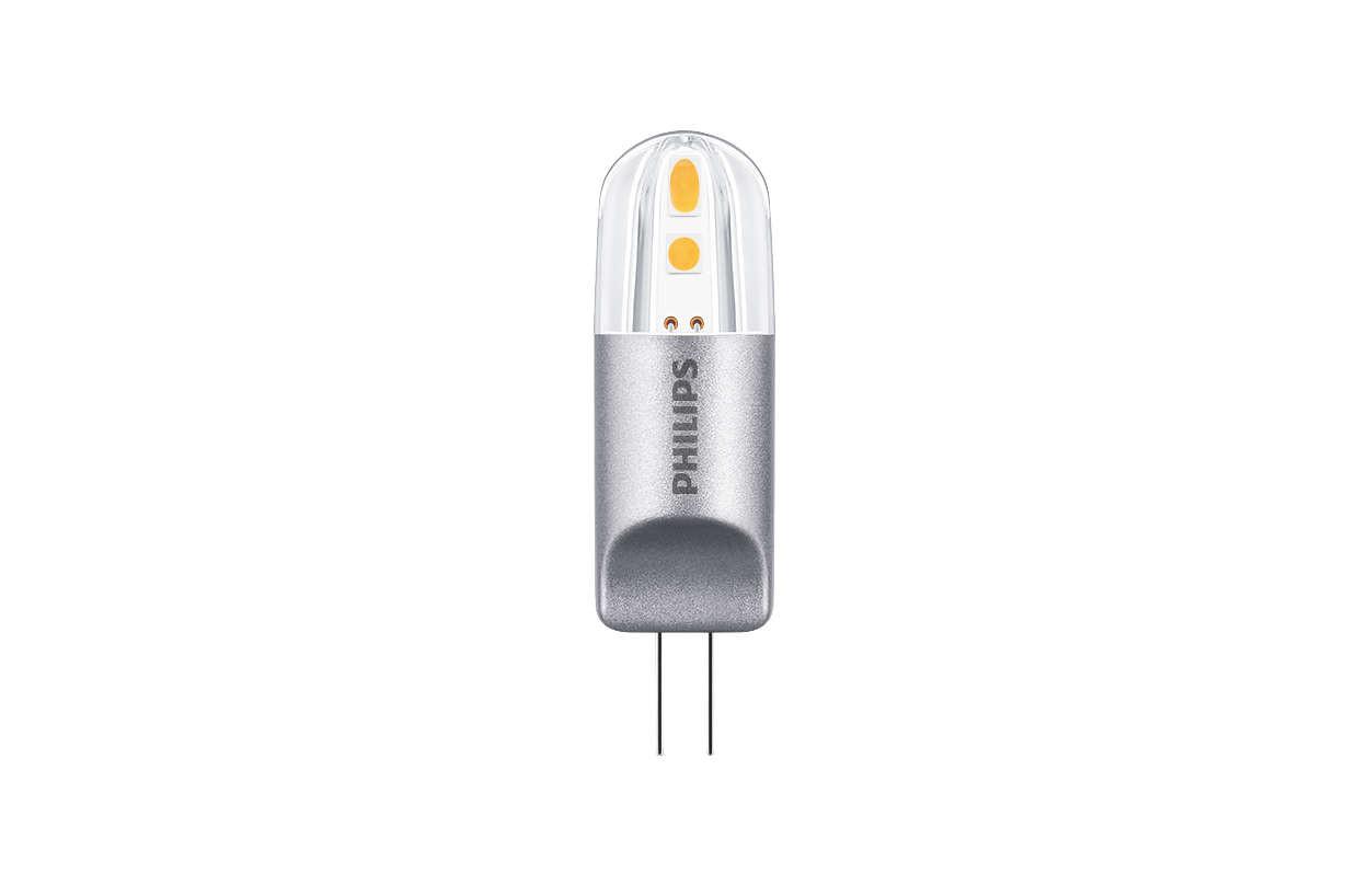 Philips CorePro LEDcapsuleLV 2-20W 827 G4 D