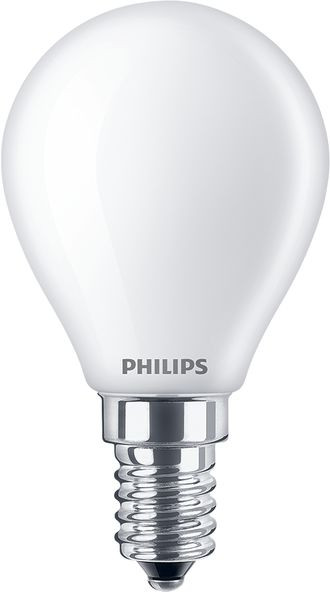 Philips Filament Classic LEDluster ND 2.2-25W E14 827 P45 FR