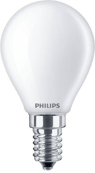 Philips Filament Classic LEDluster ND 4.3-40W E14 827 P45 FR
