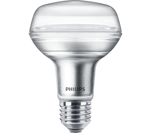 Philips CorePro LEDspot ND R80 8-100W E27 827 36D