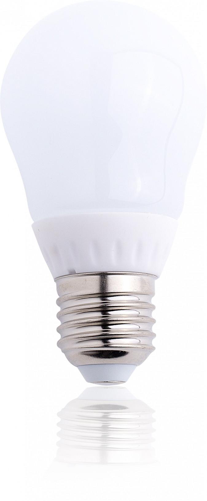 Tesla - BL270430-4 LED BULB, E27, 4W, 3000K
