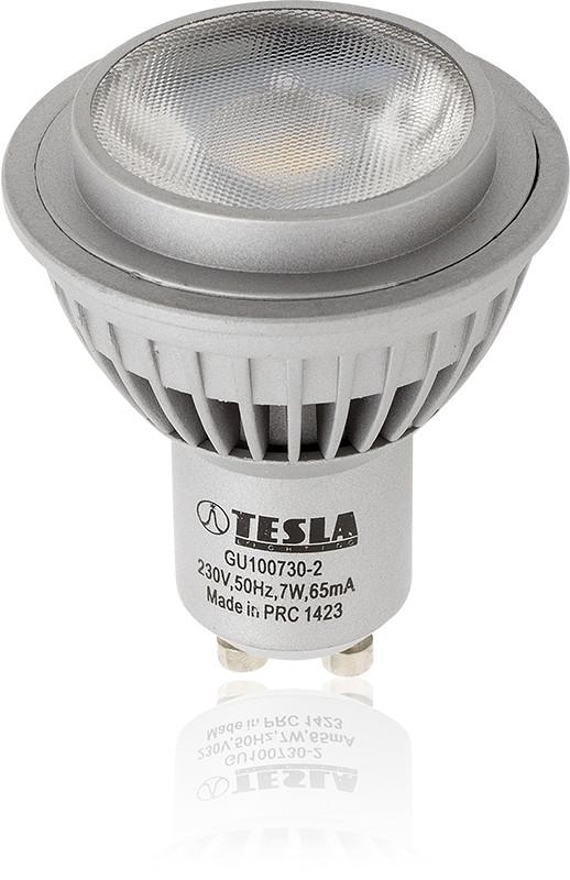 Tesla - GU100730-2 LED Bulb GU10, 7W, 3000K