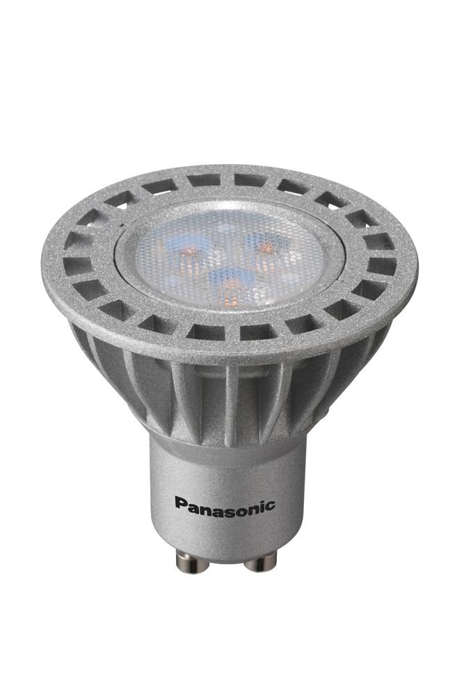 PANASONIC LED REFLEKTOR 4W 2700K GU10 - LED žárovka