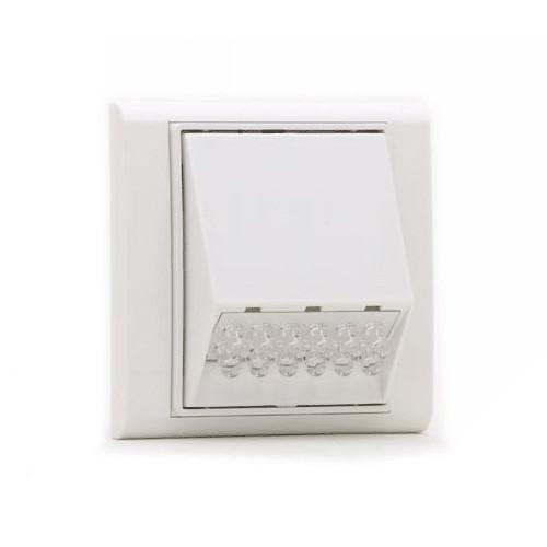 OS-P-W12TE bílá/ledová bílá
