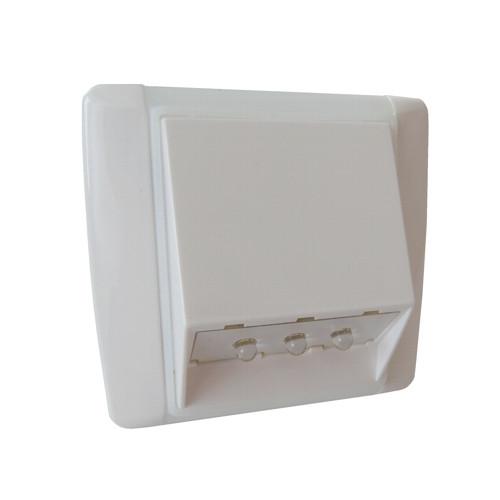 OS-P-W3ET bílá/ledová bílá