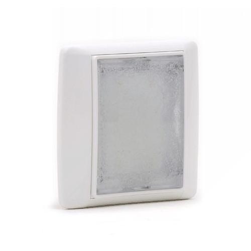 OS-P-W6ET bílá/ledová bílá