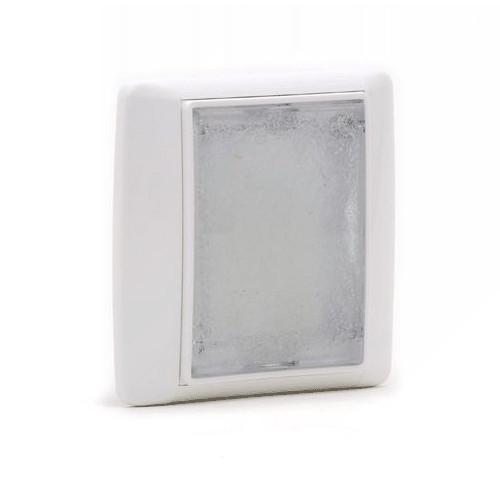 OS-P-W6TE bílá/ledová bílá
