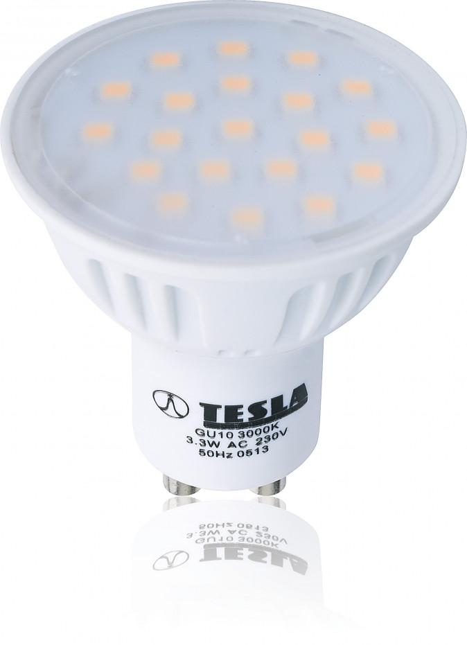 TESLA LED REFLEKTOR 3,3W GU10