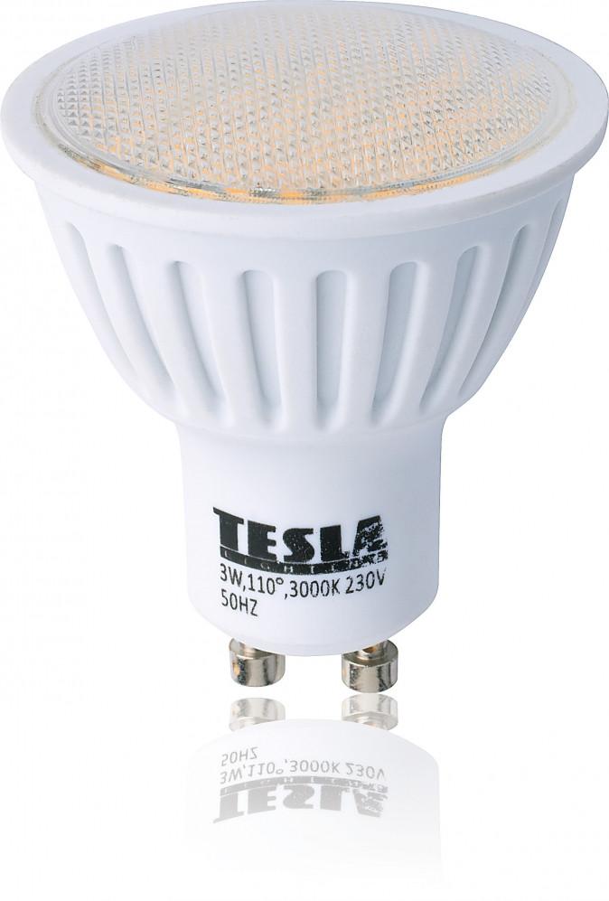 TESLA LED REFLEKTOR 3W GU10