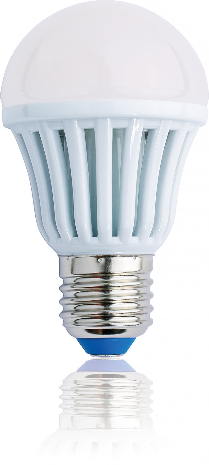 TESLA LED BULB 7W White Label E27