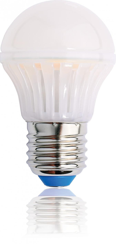 TESLA LED CRYSTAL MiniGLOBE 2,5W White Label E27