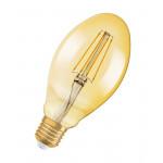 Osram Vintage 1906 LED CL OVAL FIL GOLD 40 non-dim 4,5W/825 E27