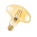 Osram Vintage 1906 LED CL MUSHROOM FIL GOLD 40 non-dim 4,5W/825 E27