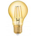 Osram Vintage 1906 LED CL A FIL GOLD 68 non-dim 8W/825 E27
