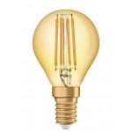 Osram Vintage 1906 LED CL P FIL GOLD 36 non-dim 4,5W/825 E14