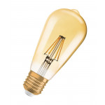 Osram Vintage 1906 LED CL Edison FIL GOLD 21 ND 2,8W 824 E27