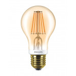 Philips Filament Classic LEDbulb DIM 7.5-48W E27 820 A60
