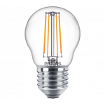 Philips Filament Classic LEDluster ND 4.3-40W E27 827 P45 CL