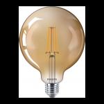 Philips Filament Classic LEDbulb D 8-50W G120 E27 822 GOLD