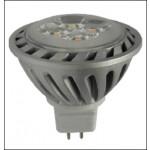 Esolite - LED žárovka GU5.3, 4,5W, 3000K