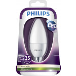Philips LEDcandle 3-25W E14 827