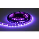 Esolite - LED pásek 5m, 24V DC, 14,4W/m, 60LED/m, RGB barevný, IP20