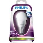 Philips LEDbulb 4-25W E14 WW P45 Fr