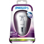 Philips LEDbulb 4-25W E27 WW P45 CL