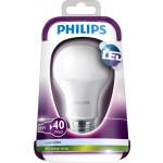 Philips LEDbulb 6-40W E27 CW A60 FR