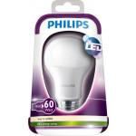 Philips LEDbulb 9-60W E27 WW A60 FR