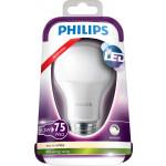 Philips LEDbulb 11.5-75W E27 WW A60 FR D