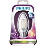 Philips LEDbulb Filament 2.3-25W E14 WW ST35 CL